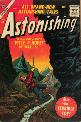 Astonishing #63. Click for current values.