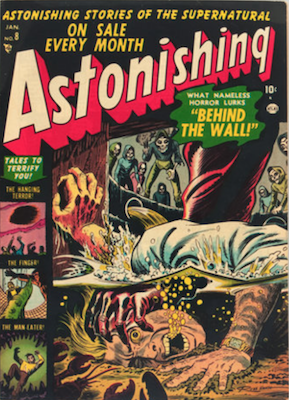 Astonishing #8. Click for current values.