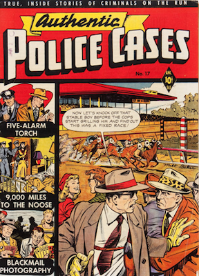 Authentic Police Cases #17. Click for vaules