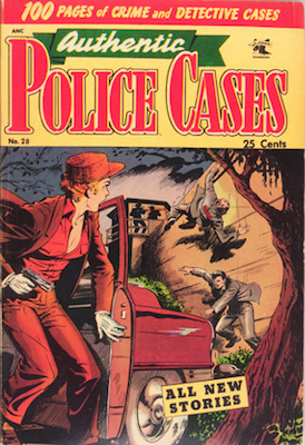 Authentic Police Cases #28. Click for values