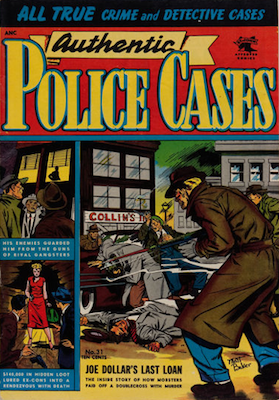 Authentic Police Cases #31. Click for values