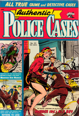 Authentic Police Cases #33. Click for values