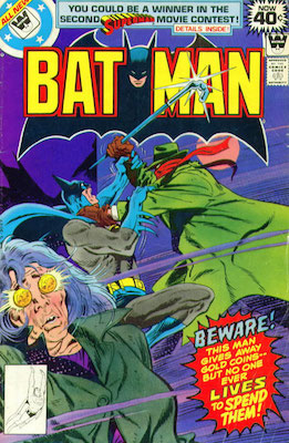 Batman #307. Click for current values.