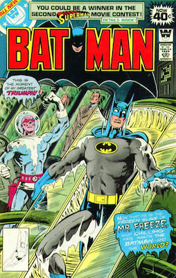 Batman #308. Click for current values.