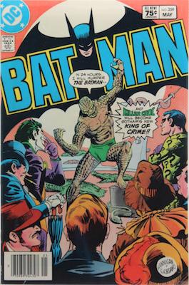 Batman #359: Canadian Price Variant. Click for values