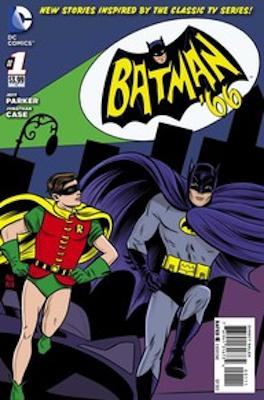 Batman '66 #1: Riddler appearance. Click for values