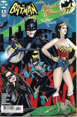 Batman '66 meets WonderWoman '77 #6 (2017). Click for values.