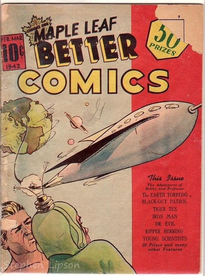 Better Comics v1 #10