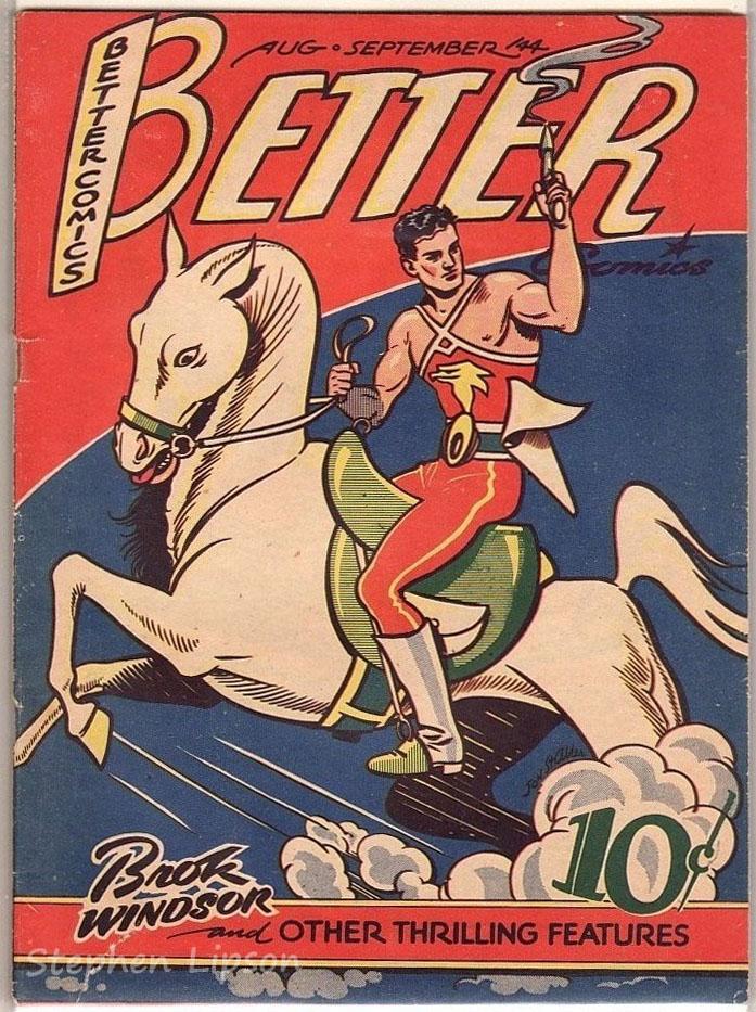 Maple Leaf Better Comics v3 #5