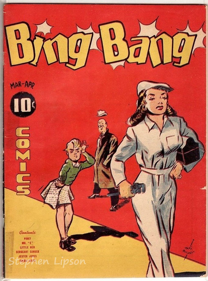 Bing Bang comics v1 #9