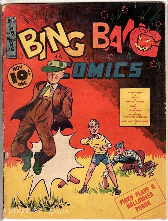 Bing Bang comics v1 #7