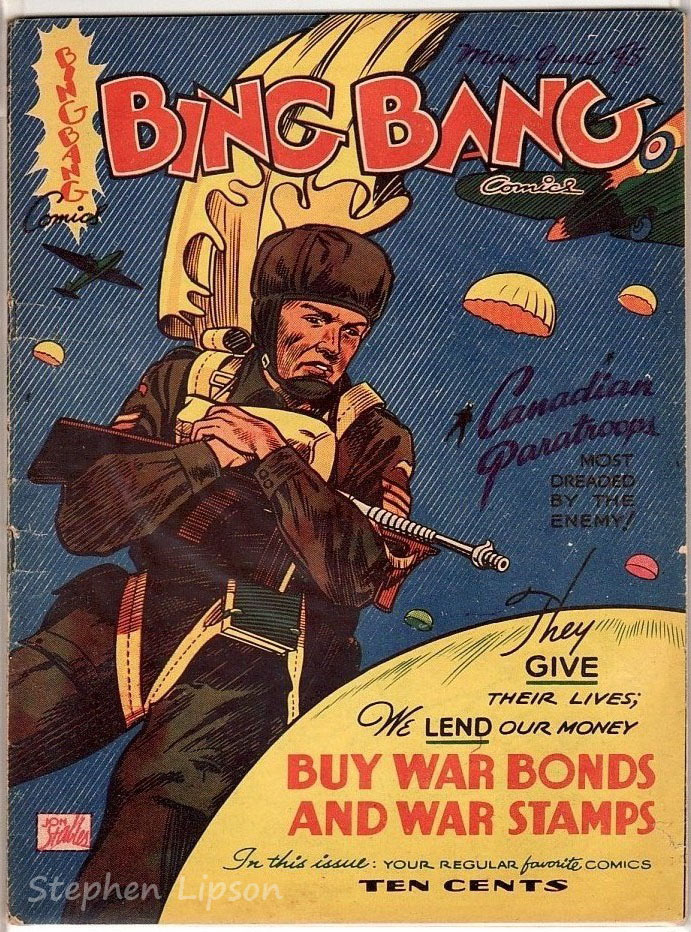 Bing Bang comics v5 #1