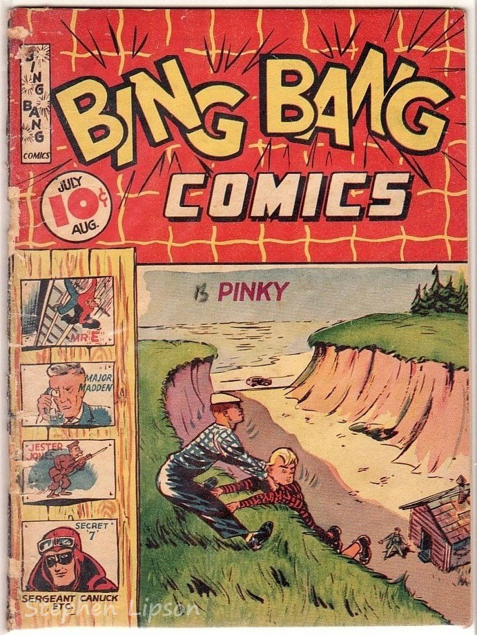 Bing Bang comics v1 #5