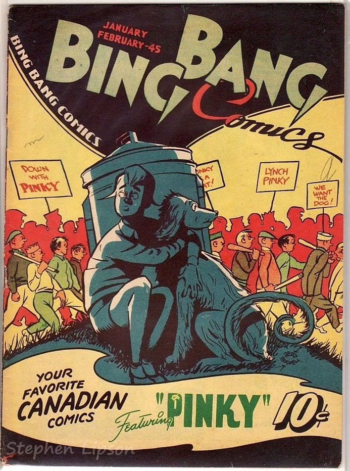 Bing Bang comics v2 #10
