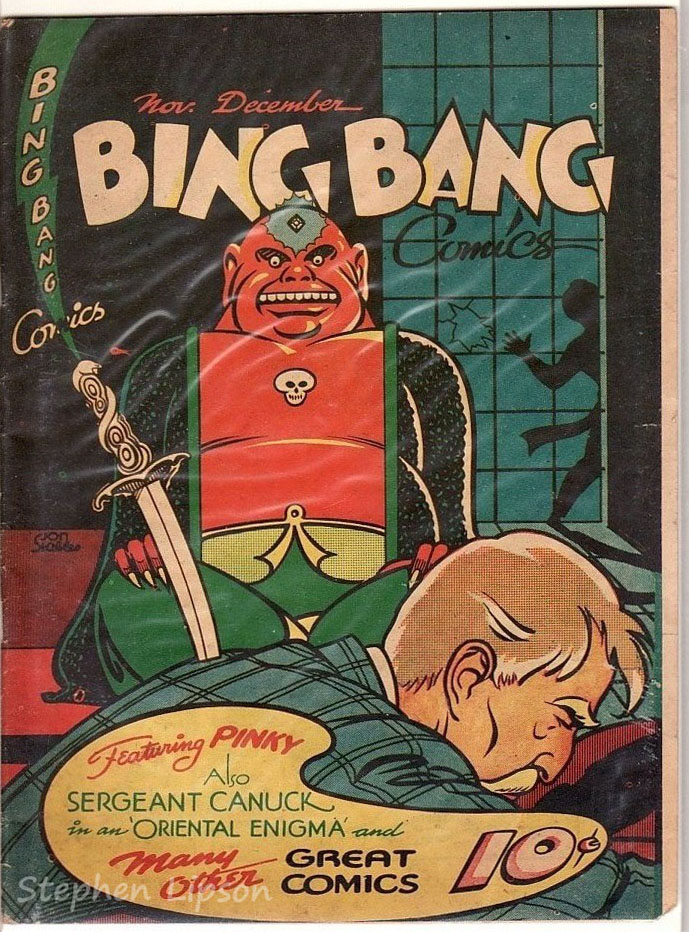 Bing Bang comics v2 #9