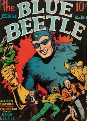 The Blue Beetle #13. Click for current values.