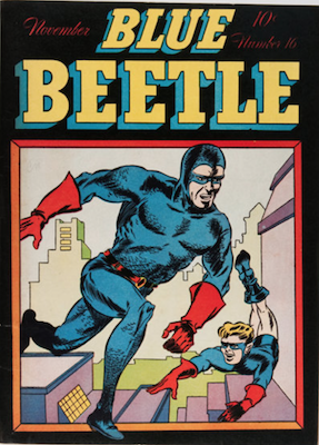The Blue Beetle #16. Click for current values.