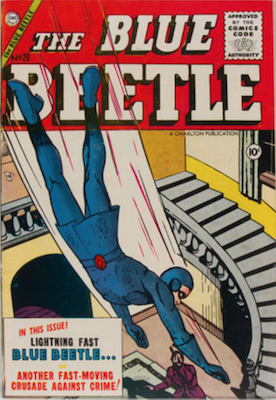 The Blue Beetle #20. Click for current values.