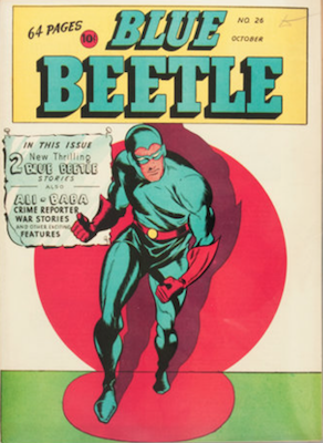 The Blue Beetle #26. Click for current values.