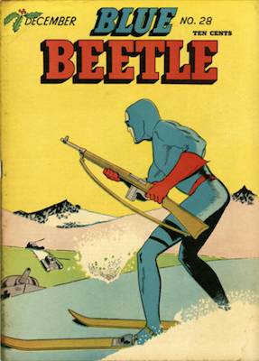 The Blue Beetle #28. Click for current values.