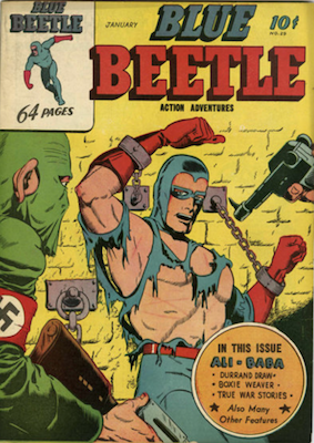 The Blue Beetle #29. Click for current values.