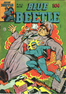 The Blue Beetle #39. Click for current values.