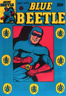 The Blue Beetle #42. Click for current values.