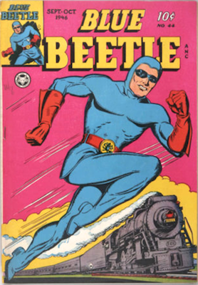 The Blue Beetle #44. Click for current values.
