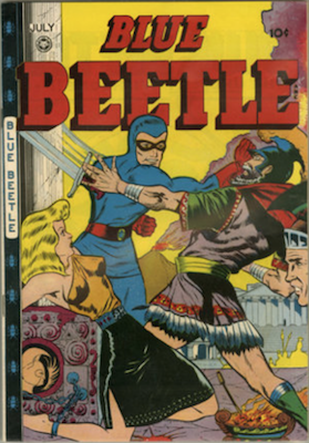 The Blue Beetle #46. Click for current values.