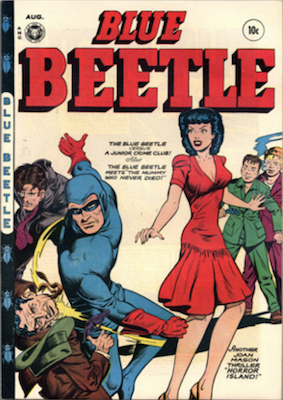 The Blue Beetle #47. Click for current values.