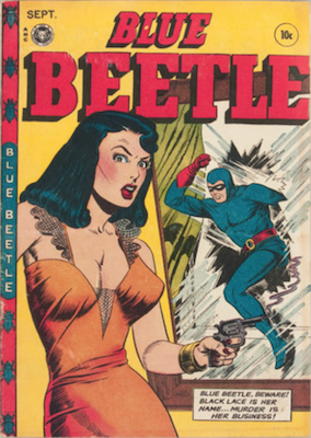 The Blue Beetle #48. Click for current values.