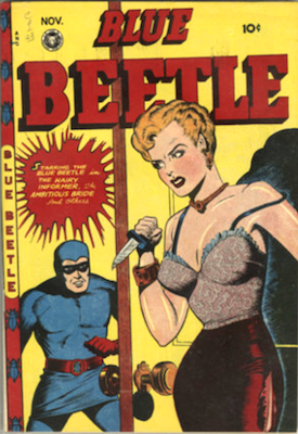 The Blue Beetle #50. Click for current values.