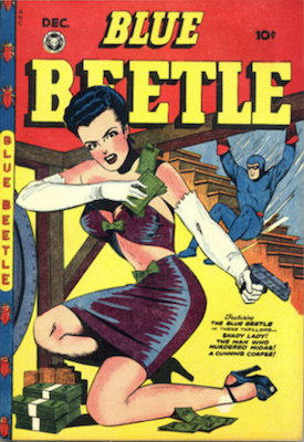 The Blue Beetle #51. Click for current values.