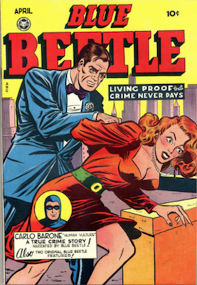 The Blue Beetle #55. Click for current values.