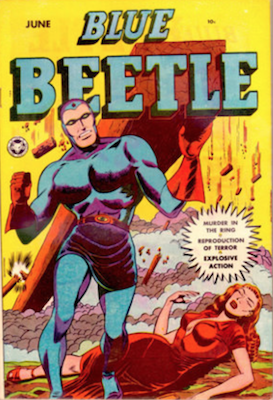 The Blue Beetle #59. Click for current values.