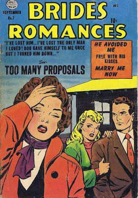 Brides Romances #7. Click for values