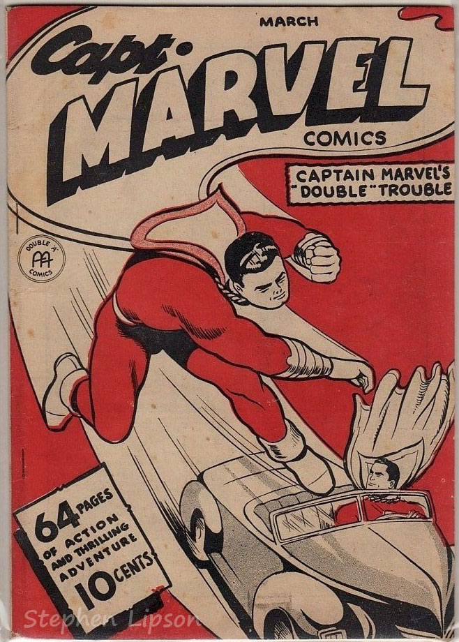 Captain Marvel v1 #3