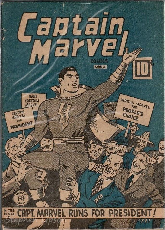 Captain Marvel v4 #3