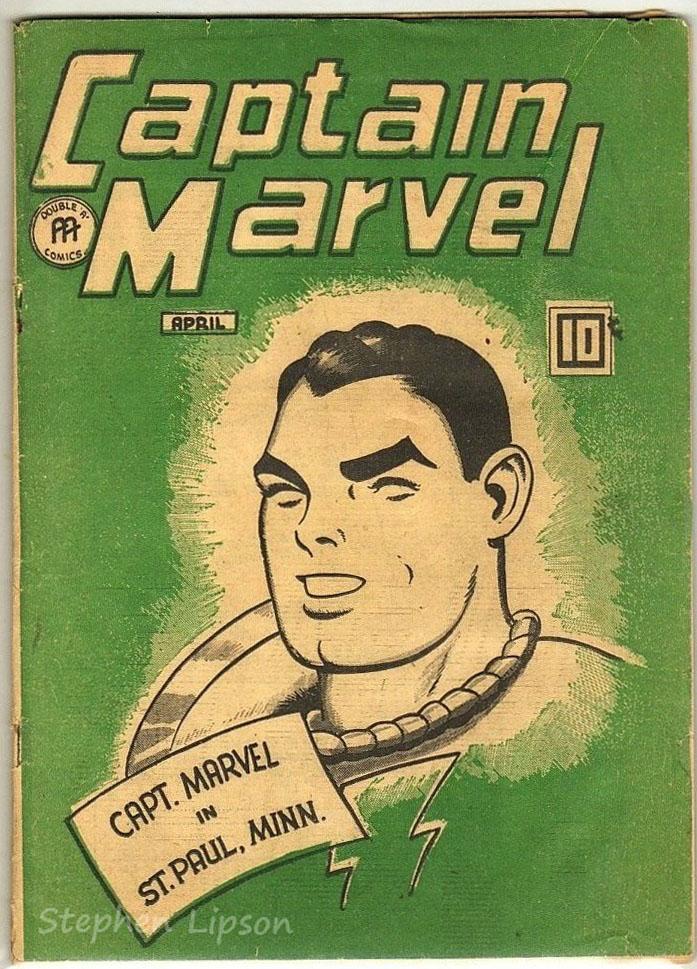 Captain Marvel v4 #4