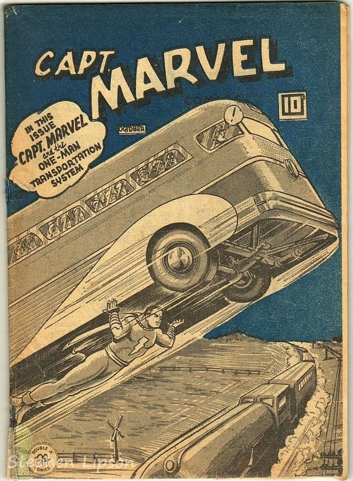 Captain Marvel v3 #10