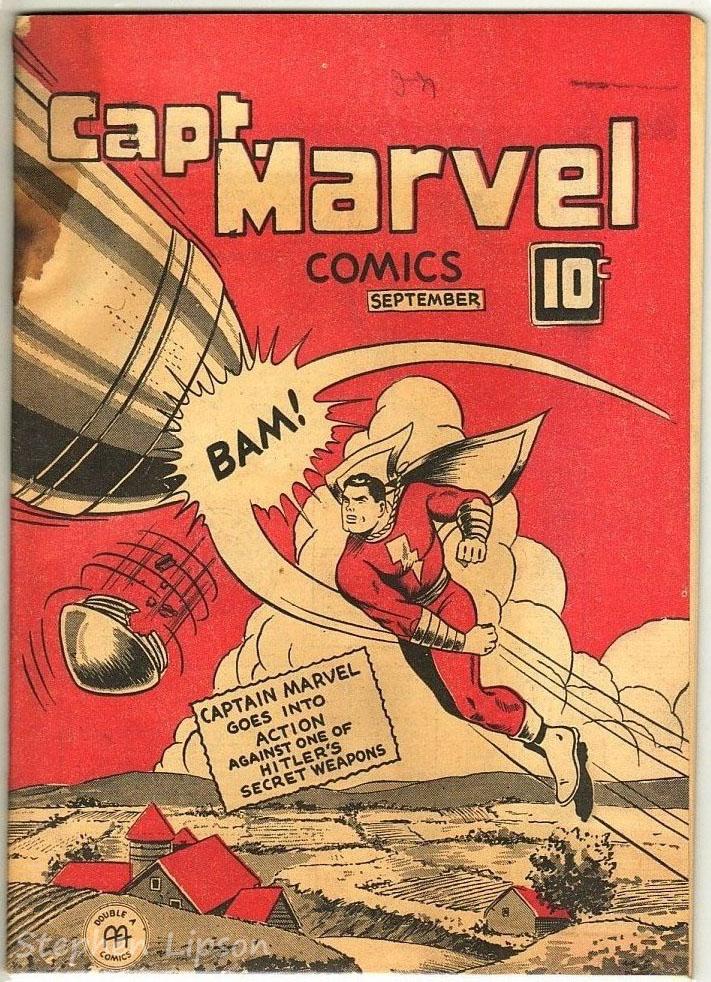 Captain Marvel v3 #9
