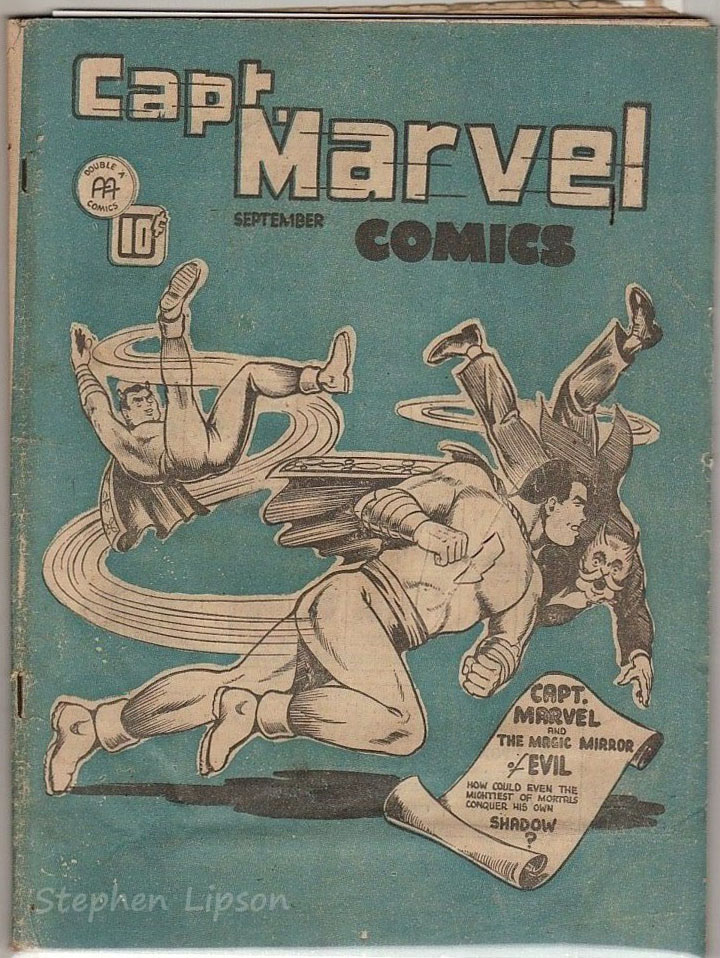 Captain Marvel v2 #3