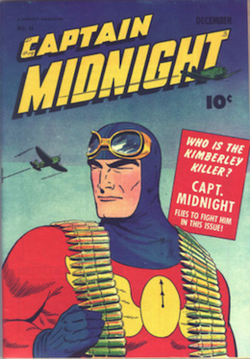 Captain Midnight #15. Click for current values.