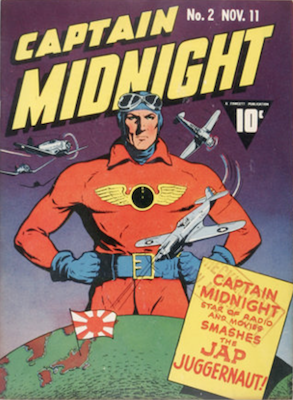 Captain Midnight #2. Click for current values.