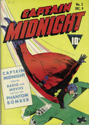 Captain Midnight #3. Click for current values.