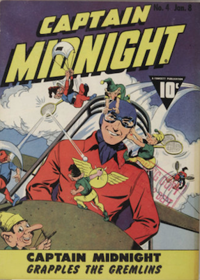 Captain Midnight #4. Click for current values.