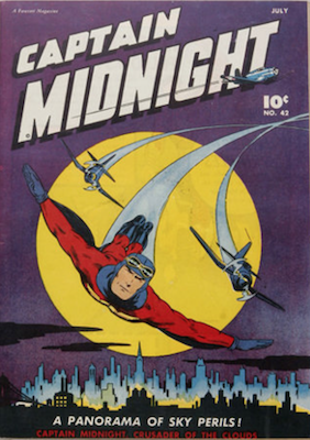 Captain Midnight #42. Click for current values.