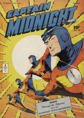 Captain Midnight #49. Click for current values.