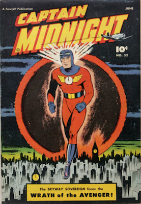 Captain Midnight #52. Click for current values.