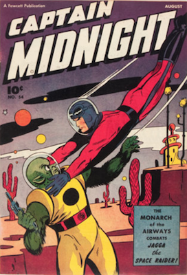 Captain Midnight #54. Click for current values.